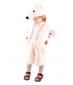 Медведь полярный (премьер-мех) р.30-32 511