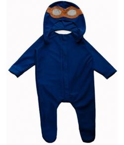 Военный детский костюм летчика для малыша