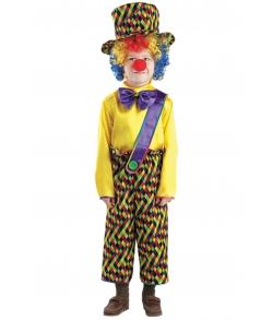 Клоун Петя (текстиль) 8043