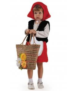 Детский костюм Красная шапочка
