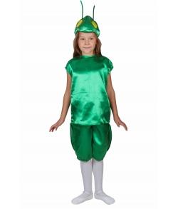 Детский костюм кузнечика
