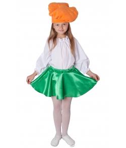 Костюм детский гриб лисичка (шапочка)