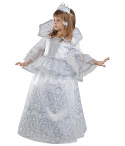 Детский костюм снежной королевы (зв. маскарад) 423