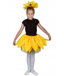 Детский костюм подсолнух