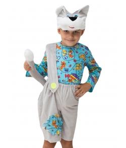 Детский карнавальный костюм - Котенок