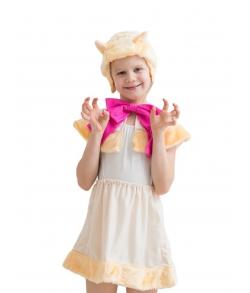Карнавальный костюм Кошка детский