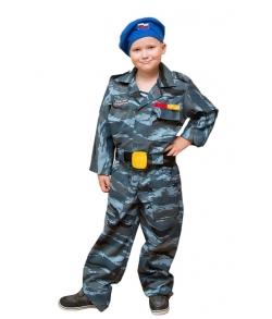 Детский костюм десантника 8-10 лет