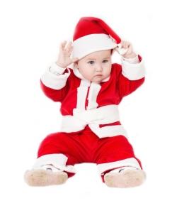 Санта Клаус малыш
