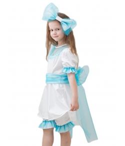 Детский карнавальный костюм - Мальвина