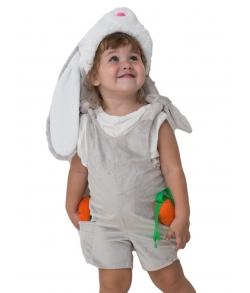 Костюм Зайка для малышей детский