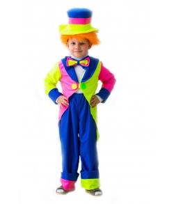 Детский костюм Клоун в шляпе