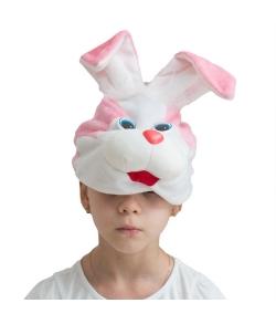 Шапка Кролик девочка