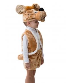 Детский карнавальный костюм - Пес Атос