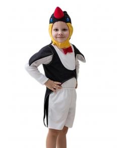 Пингвин в шортах большой