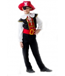 Пират со шляпой