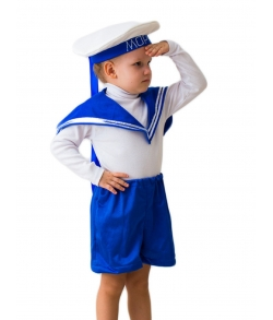 Костюм моряка в детский сад