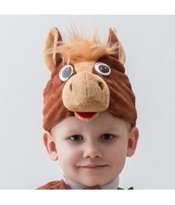 Шапка Конь