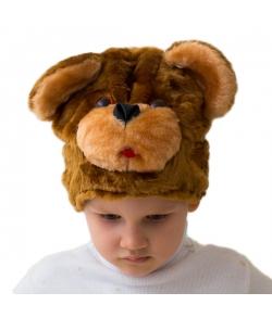Шапка Медвежонок