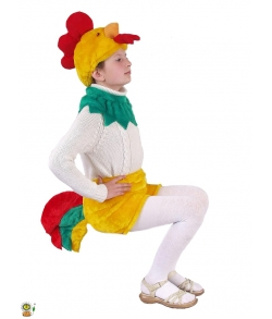 Детский костюм петуха