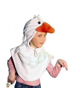 Костюм гуся для девочки