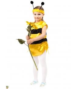 Пчёлка Карнавальный Костюм (Креп-Сатин)