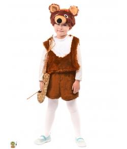 Костюм медведя для девочки