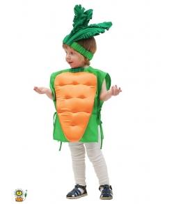 Морковка  Карнавальный Костюм