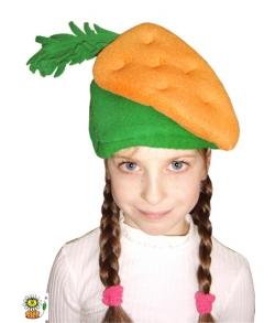 Шапочка Морковь
