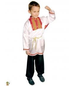 Русский Карнавальный Костюм Для Мальчиков